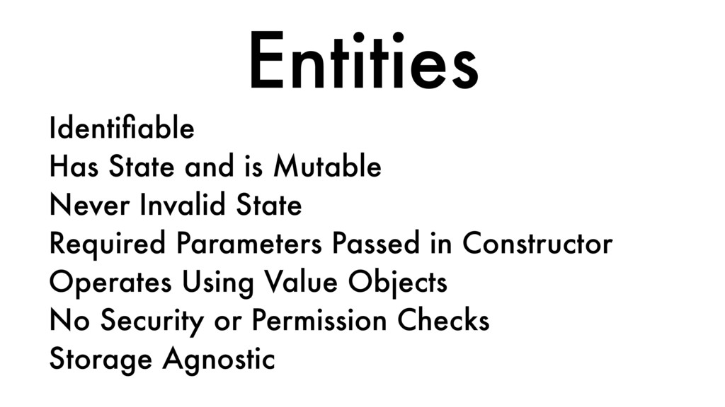 Identifiable Has State and is Mutable Never Inva...