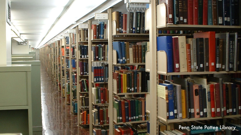 Penn State Pattee Library