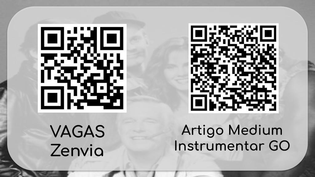 VAGAS Zenvia Artigo Medium Instrumentar GO
