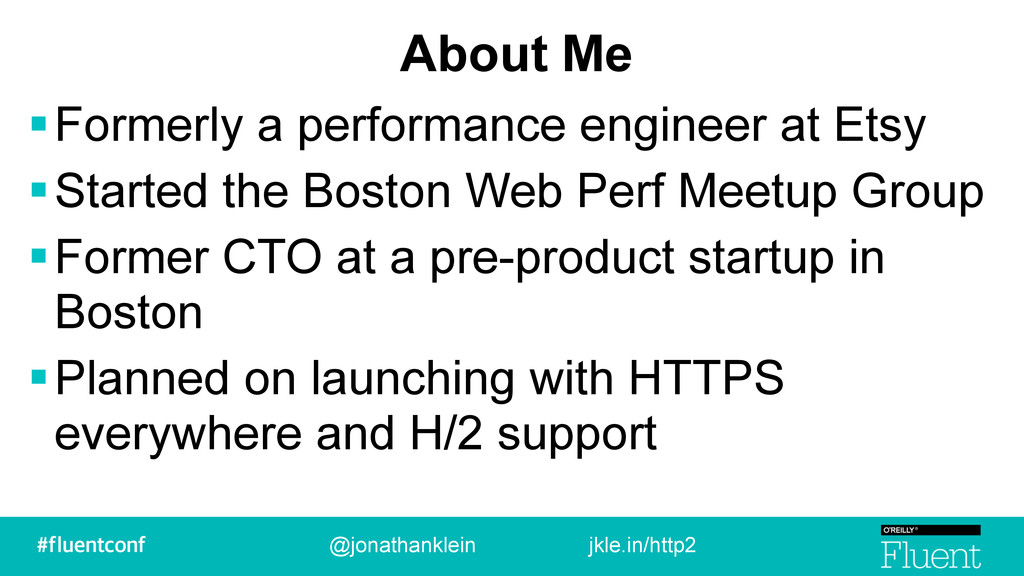 About Me !Formerly a performance engineer at Et...