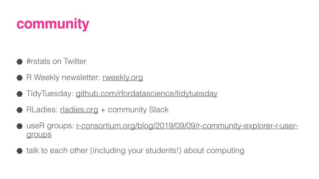 community #rstats on Twitter   R Weekly newslet...