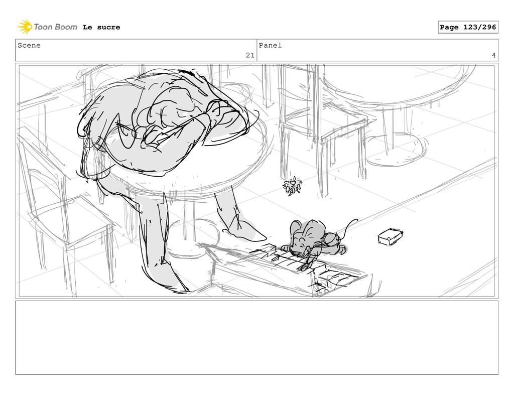 Scene 21 Panel 4 Le sucre Page 123/296