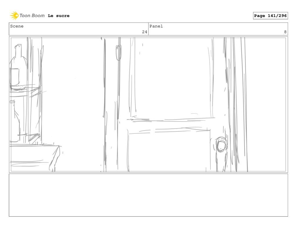 Scene 24 Panel 8 Le sucre Page 141/296
