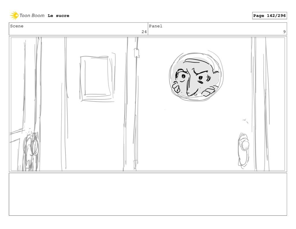 Scene 24 Panel 9 Le sucre Page 142/296