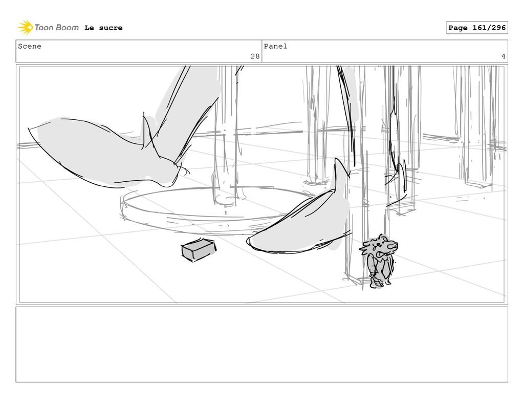 Scene 28 Panel 4 Le sucre Page 161/296