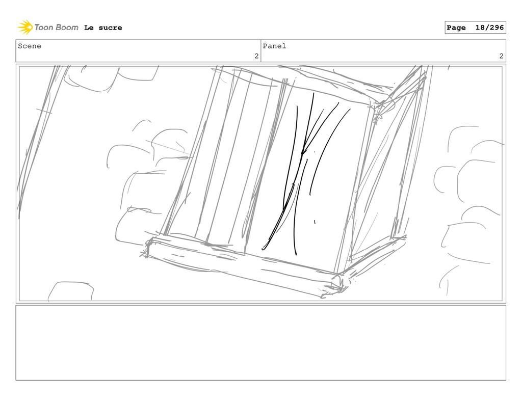 Scene 2 Panel 2 Le sucre Page 18/296