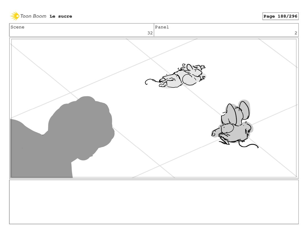 Scene 32 Panel 2 Le sucre Page 188/296