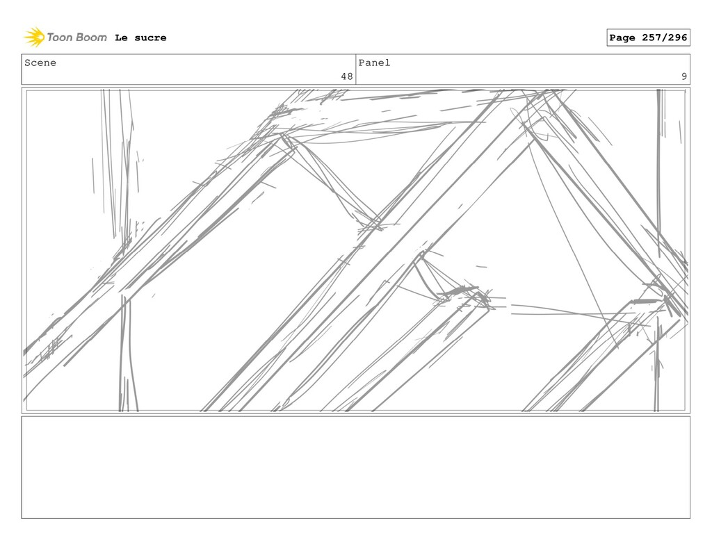 Scene 48 Panel 9 Le sucre Page 257/296