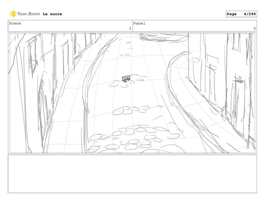 Scene 1 Panel 3 Le sucre Page 4/296
