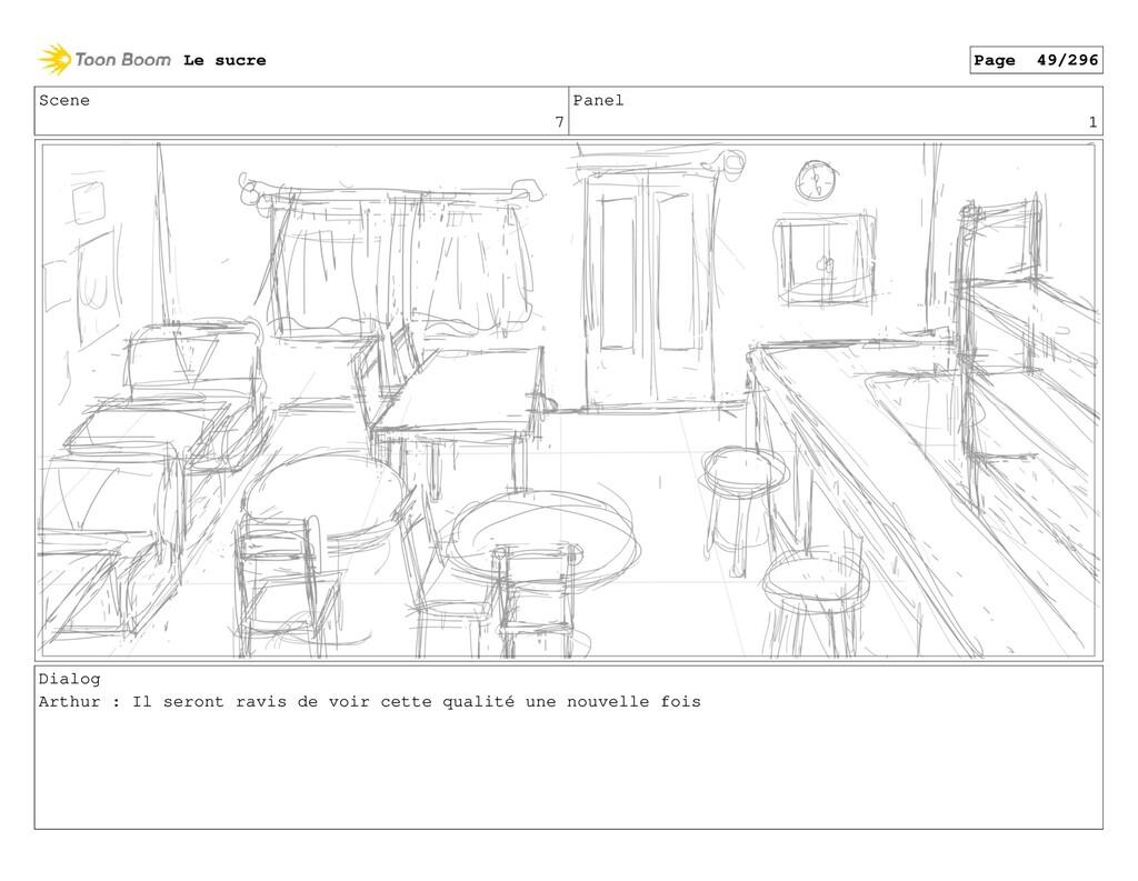 Scene 7 Panel 1 Dialog Arthur : Il seront ravis...