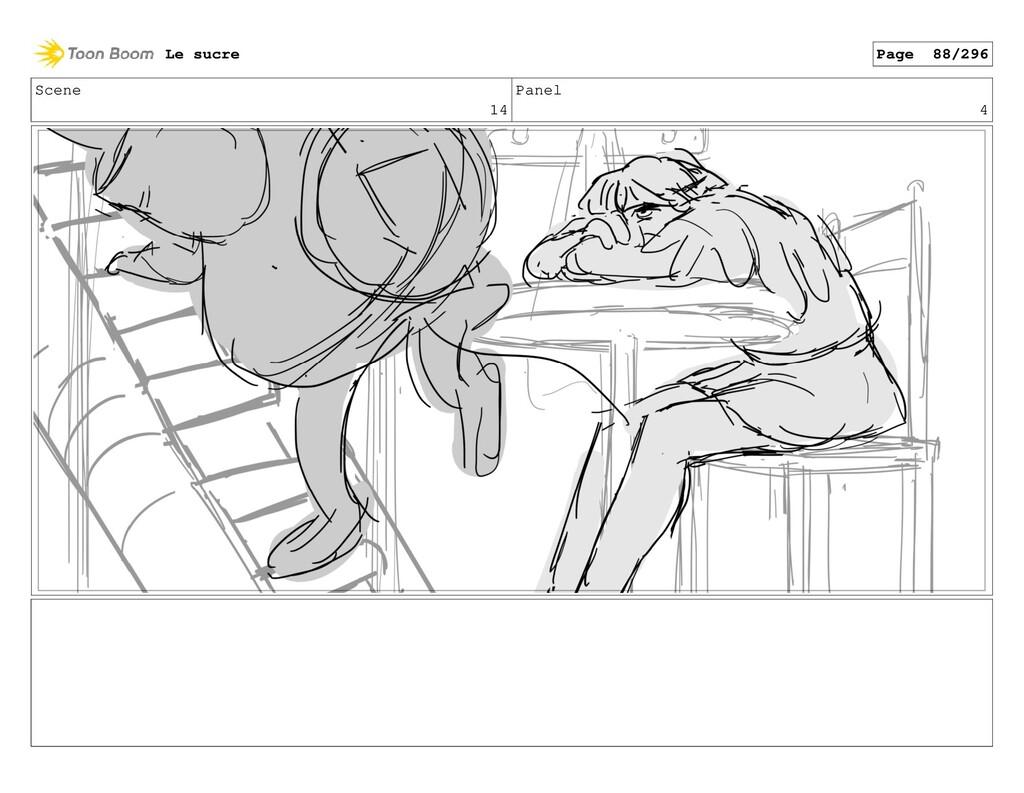 Scene 14 Panel 4 Le sucre Page 88/296