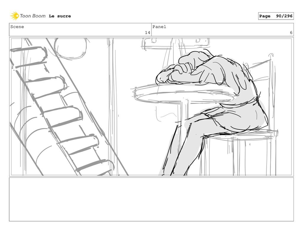 Scene 14 Panel 6 Le sucre Page 90/296