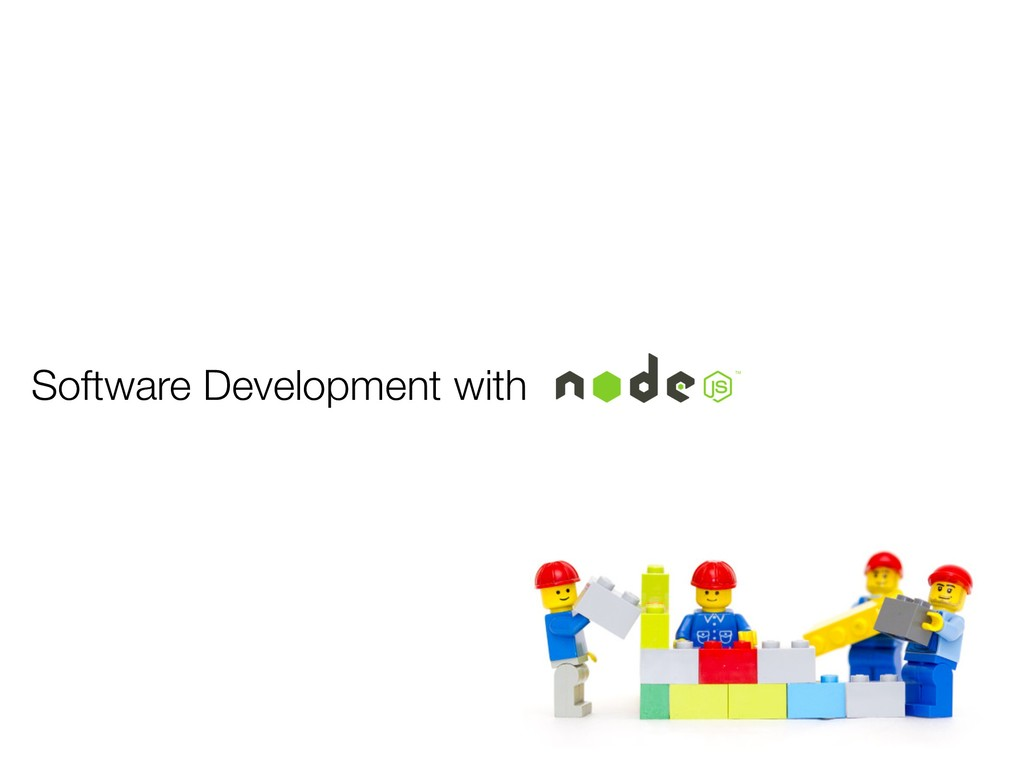 Software Development with