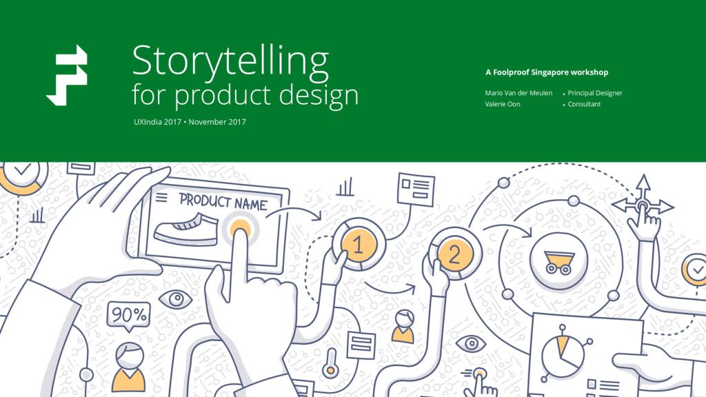 Storytelling for product design Mario Van der ...