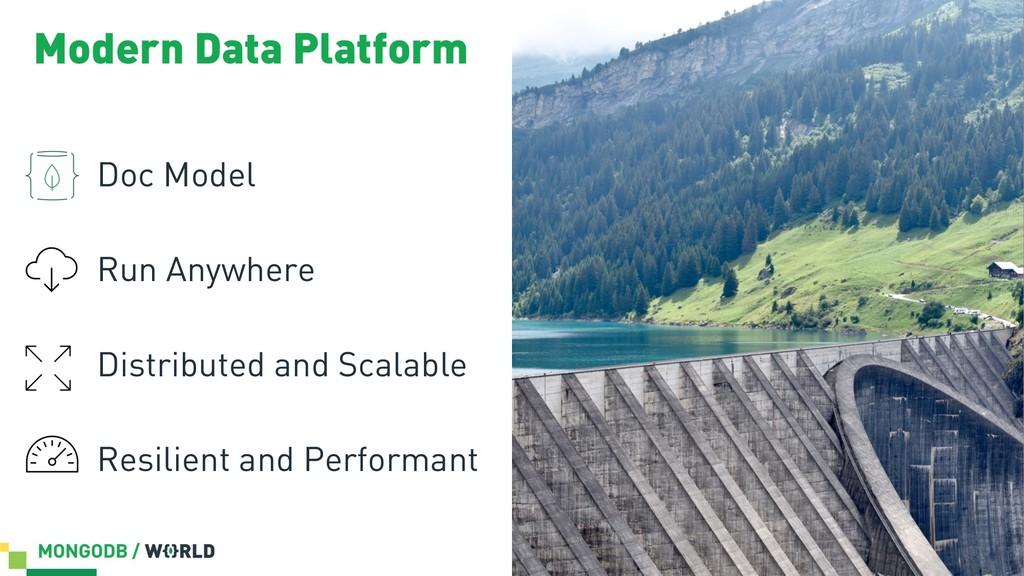 Modern Data Platform Doc Model Run Anywhere Dis...