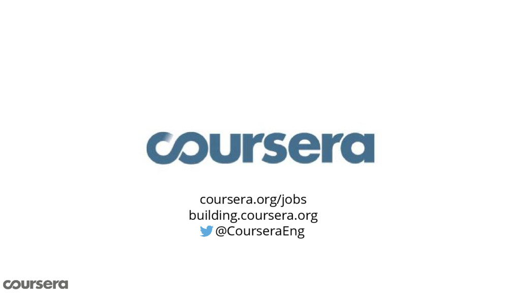 coursera.org/jobs building.coursera.org @Course...
