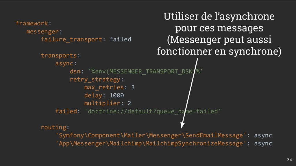 34 framework: messenger: failure_transport: fai...