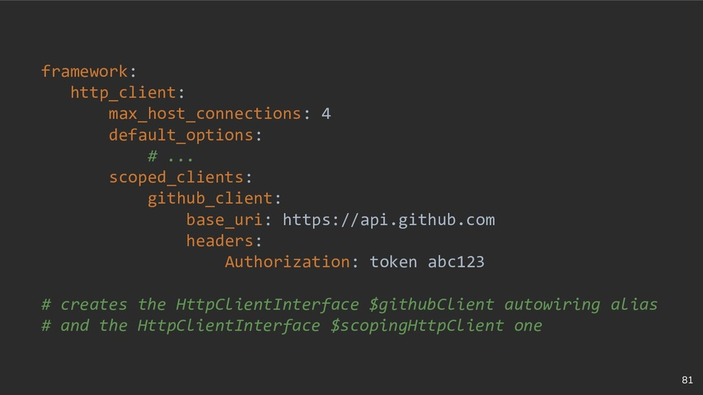 81 framework: http_client: max_host_connections...