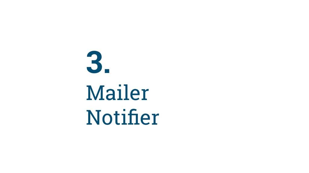82 3. Mailer Notifier