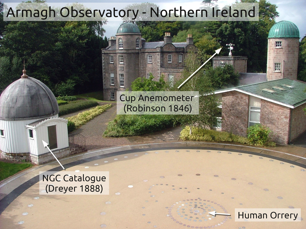 NGC Catalogue (Dreyer 1888) Armagh Observatory ...