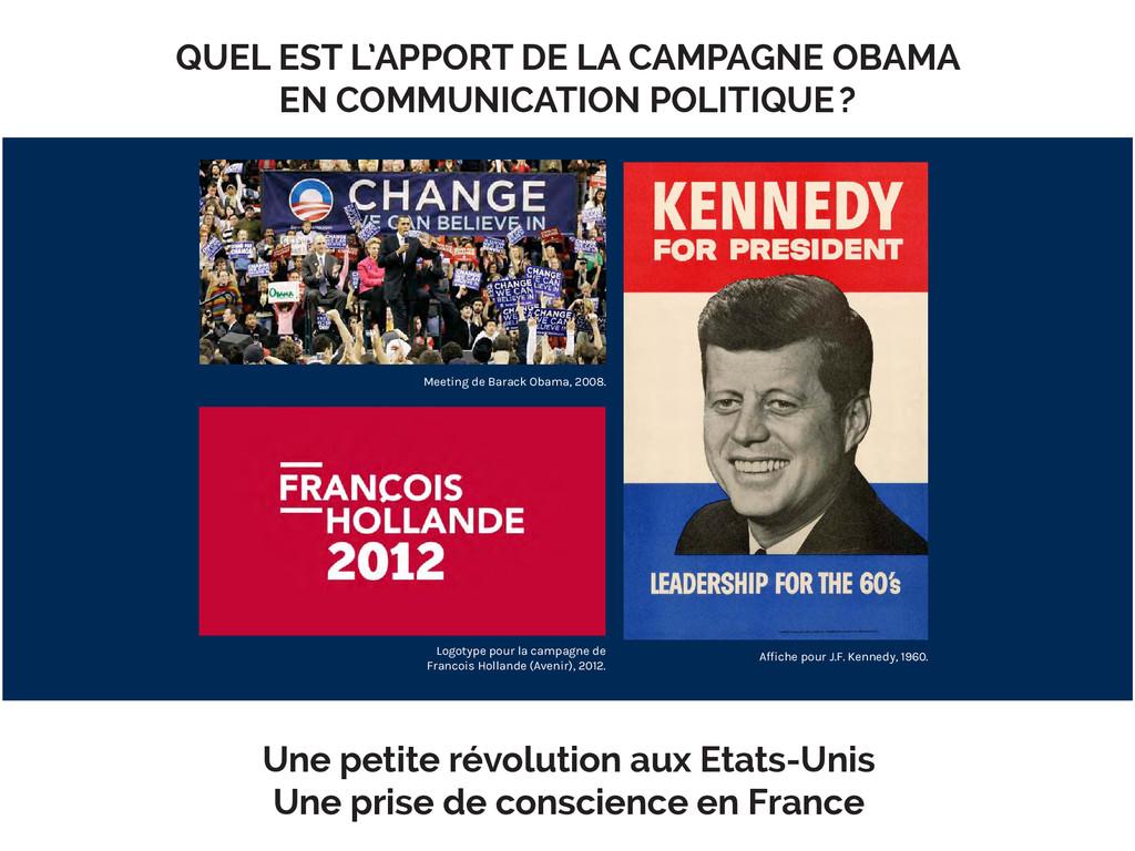 Logotype pour la campagne de Francois Hollande ...