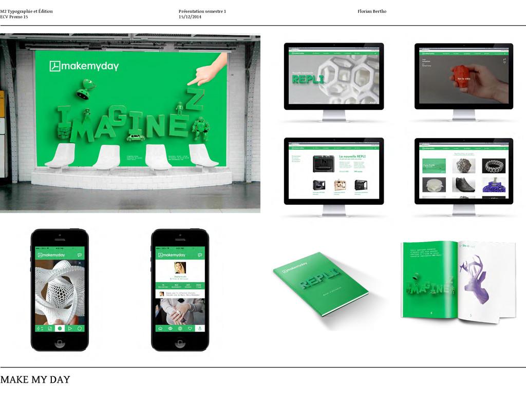 M2 Typographie et Édition ECV Promo 15 Florian ...