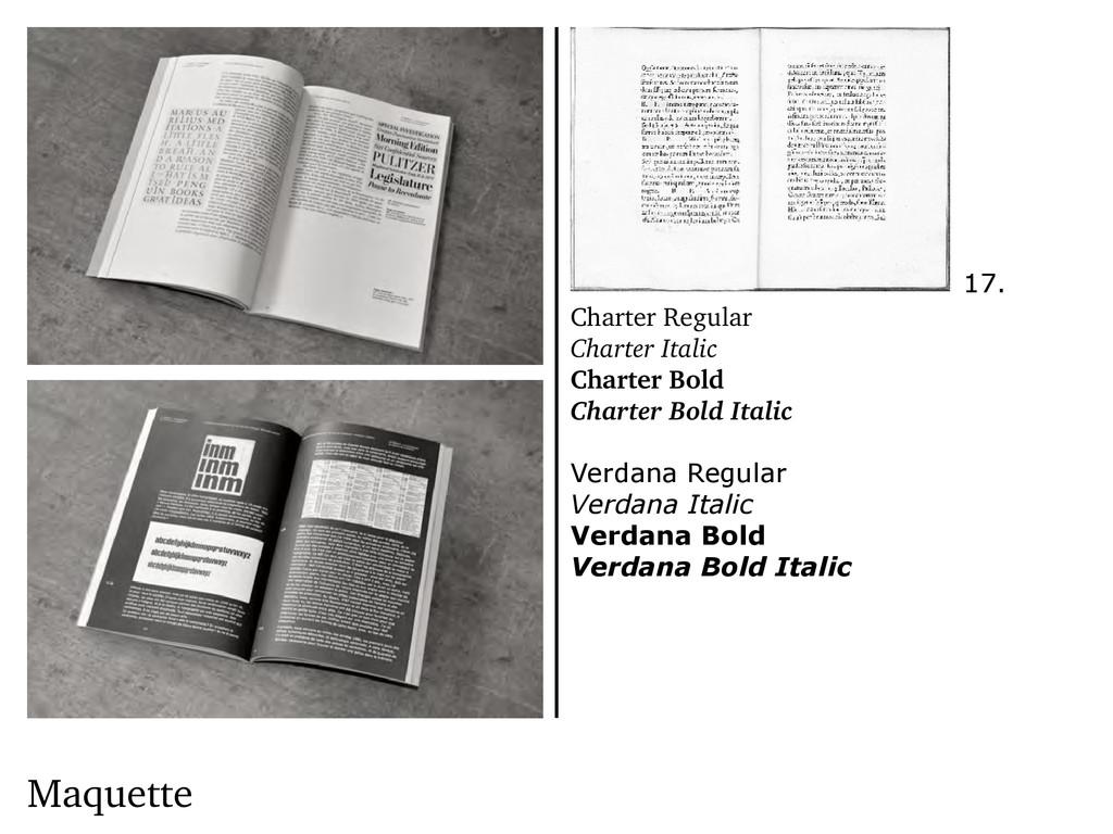 Charter Regular Charter Italic Charter Bold Cha...