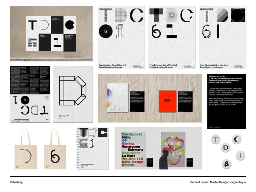 Type Directors Club of New York Expositions et ...