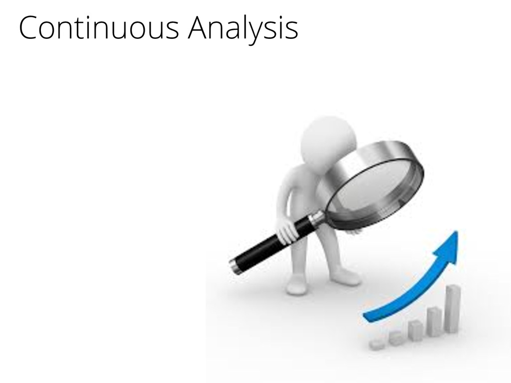 Continuous Analysis