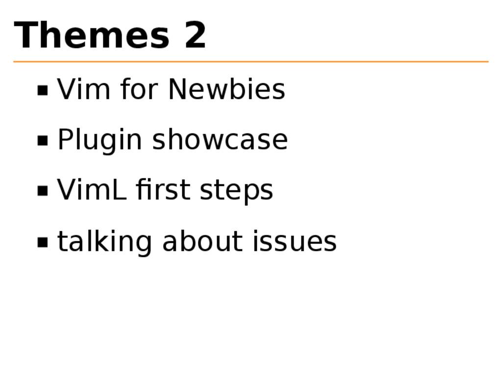 Themes 2 Vim for Newbies Plugin showcase VimL fi...