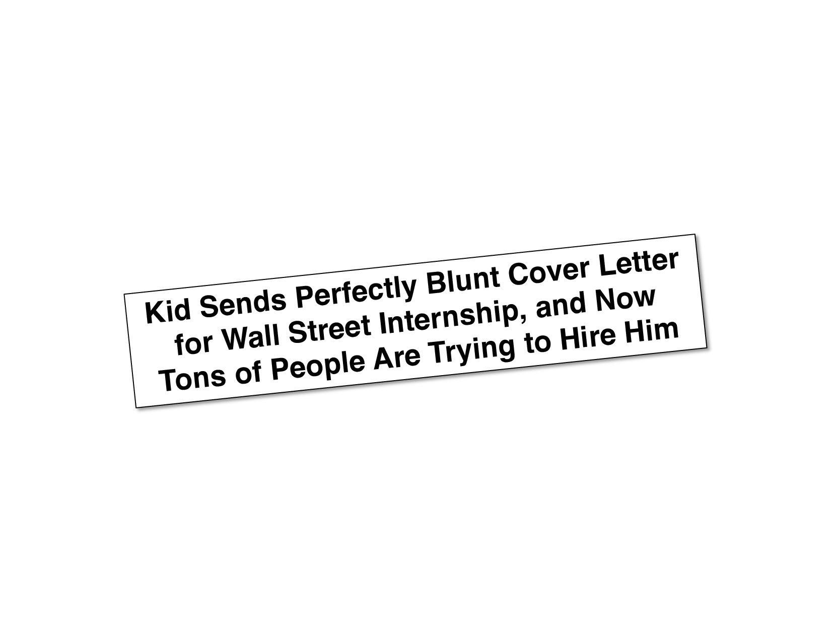 3 Reasons Why You Should Hire Me Jonathan Rick