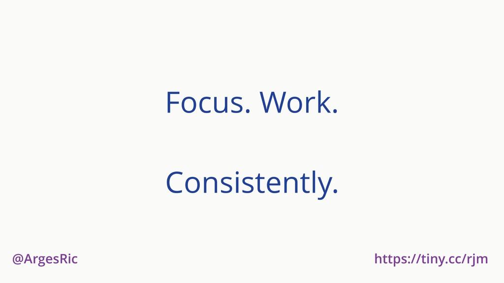 @ArgesRic https://tiny.cc/rjm Focus. Work. Cons...