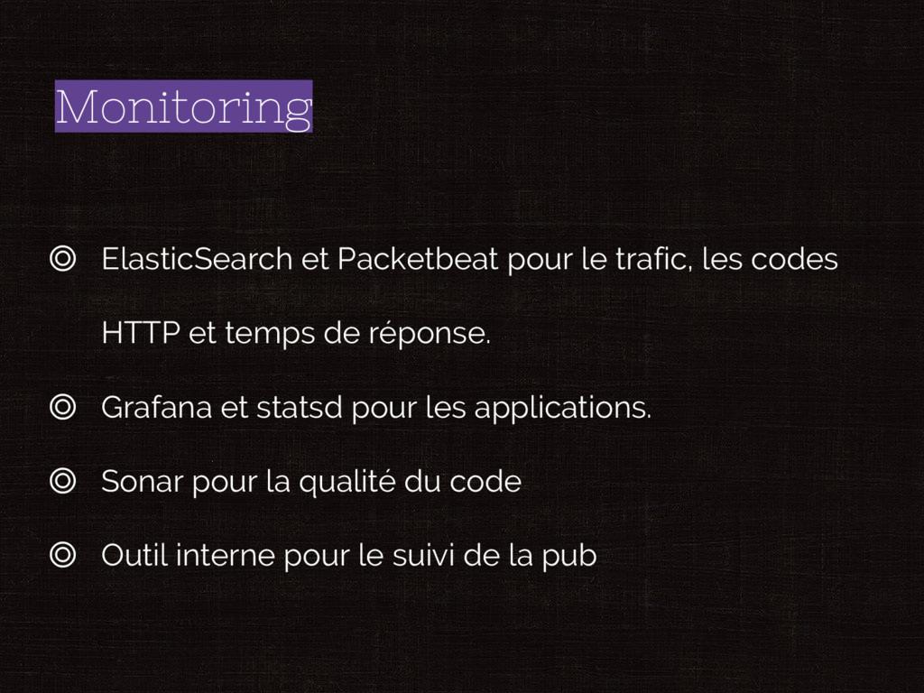 Monitoring ◎ ElasticSearch et Packetbeat pour l...