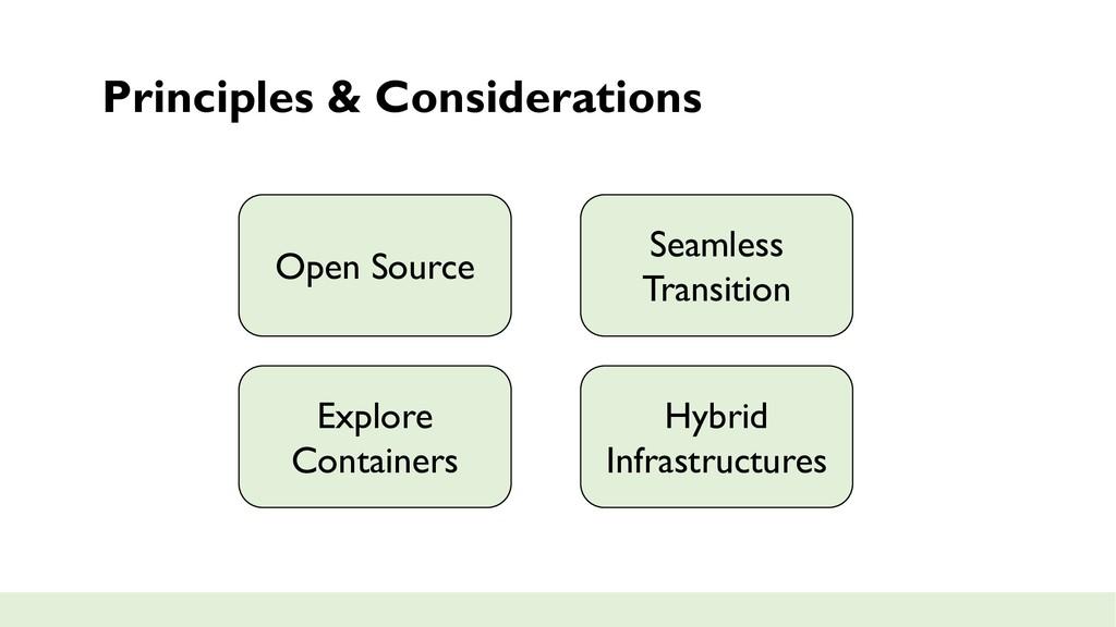 Principles & Considerations Hybrid Infrastructu...