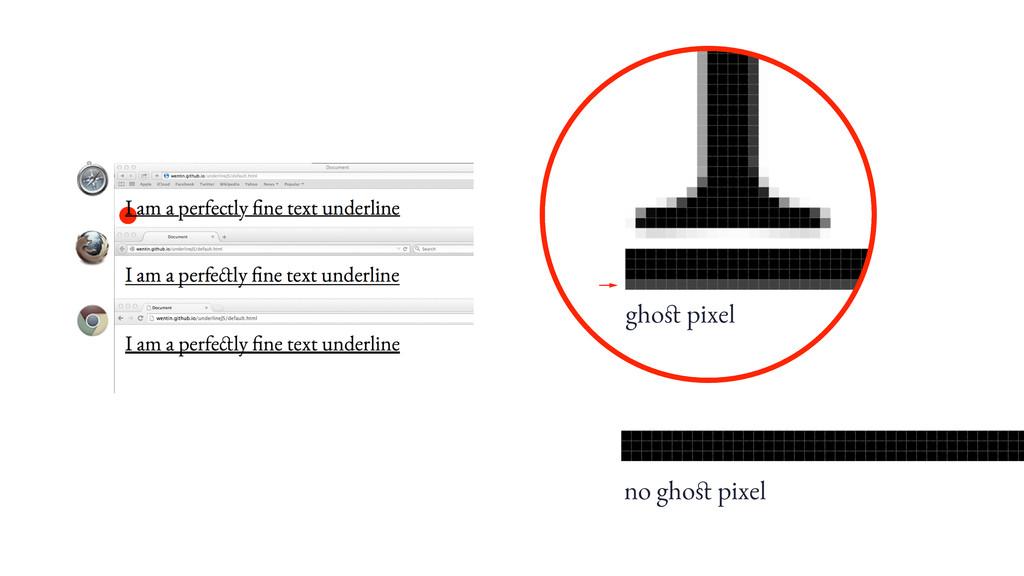 ghost pixel no ghost pixel