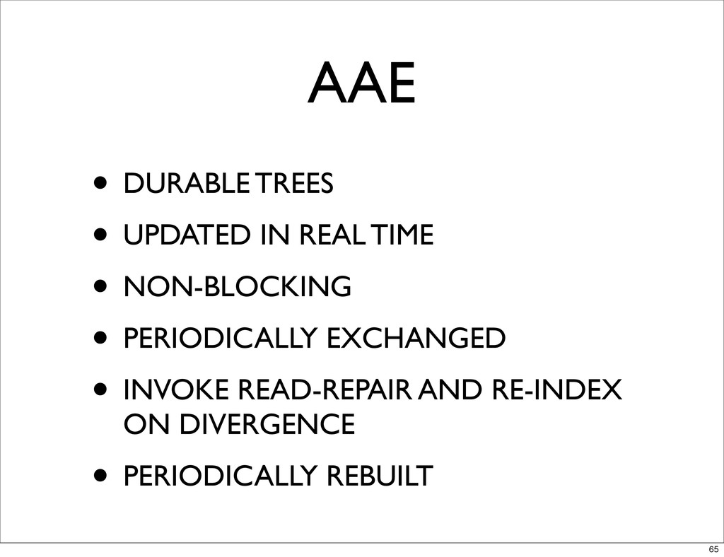 AAE • DURABLE TREES • UPDATED IN REAL TIME • NO...