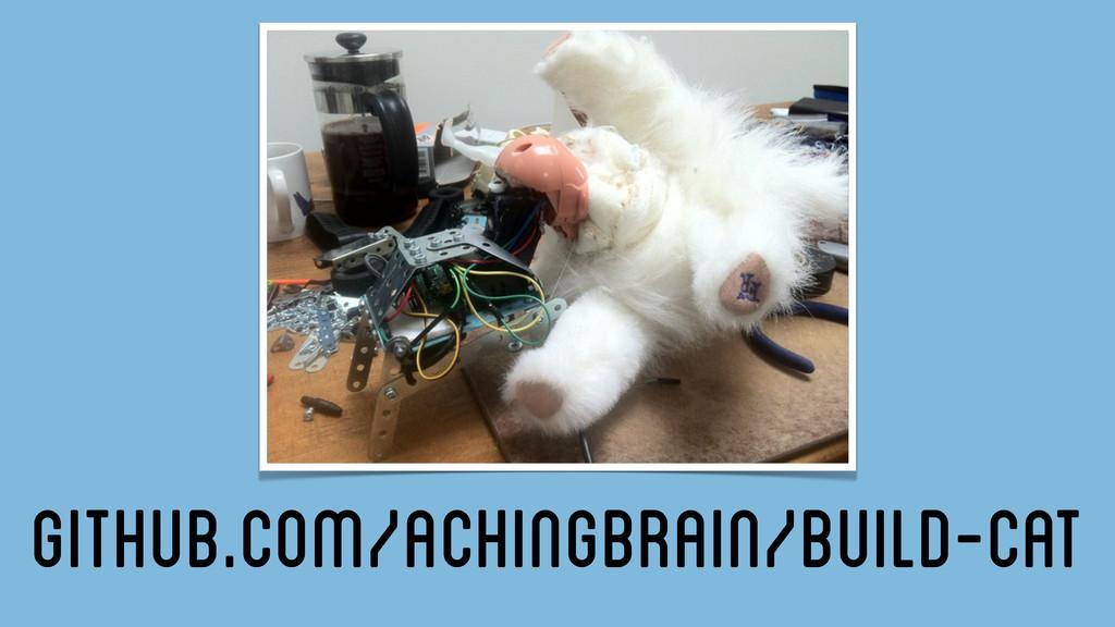 github.com/achingbrain/build-cat
