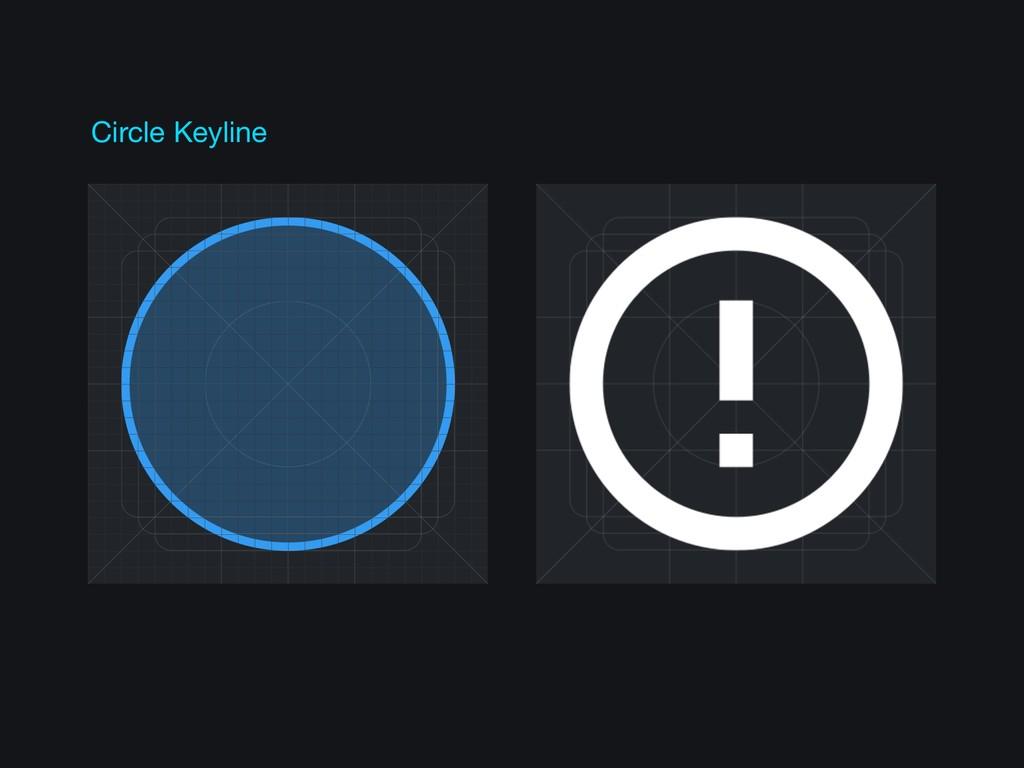 Circle Keyline