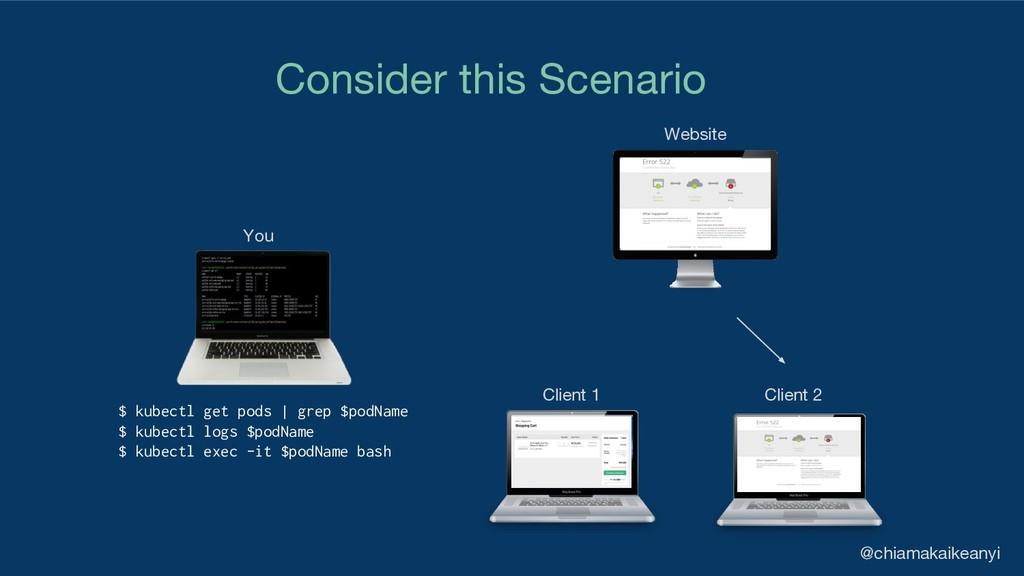 @chiamakaikeanyi Consider this Scenario Client ...