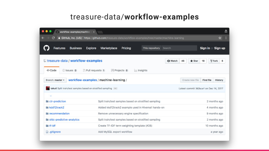 treasure-data/workflow-examples