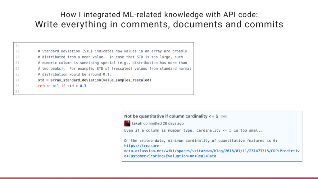How I integrated ML-related knowledge with API ...