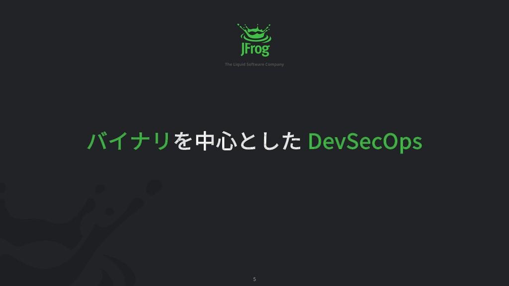 5 DevSecOps