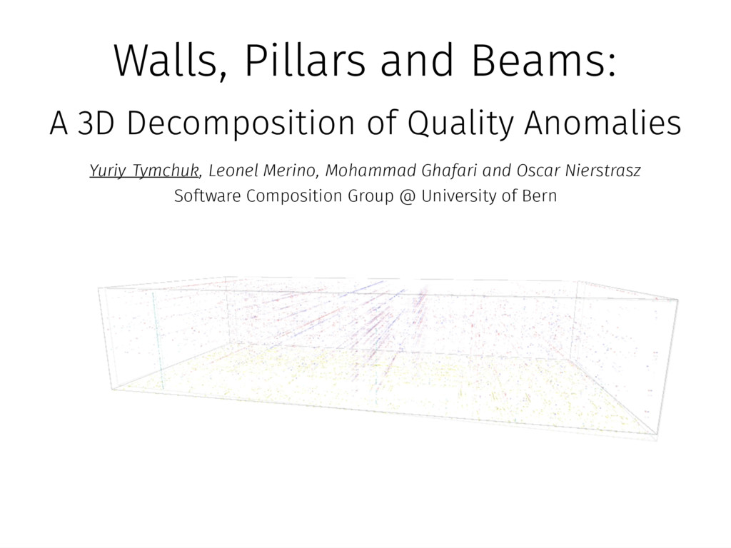 Walls, Pillars and Beams: A 3D Decomposition of...