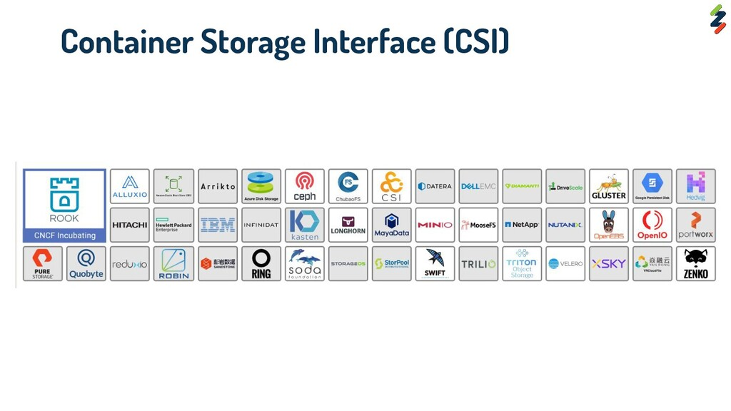 Container Storage Interface (CSI)