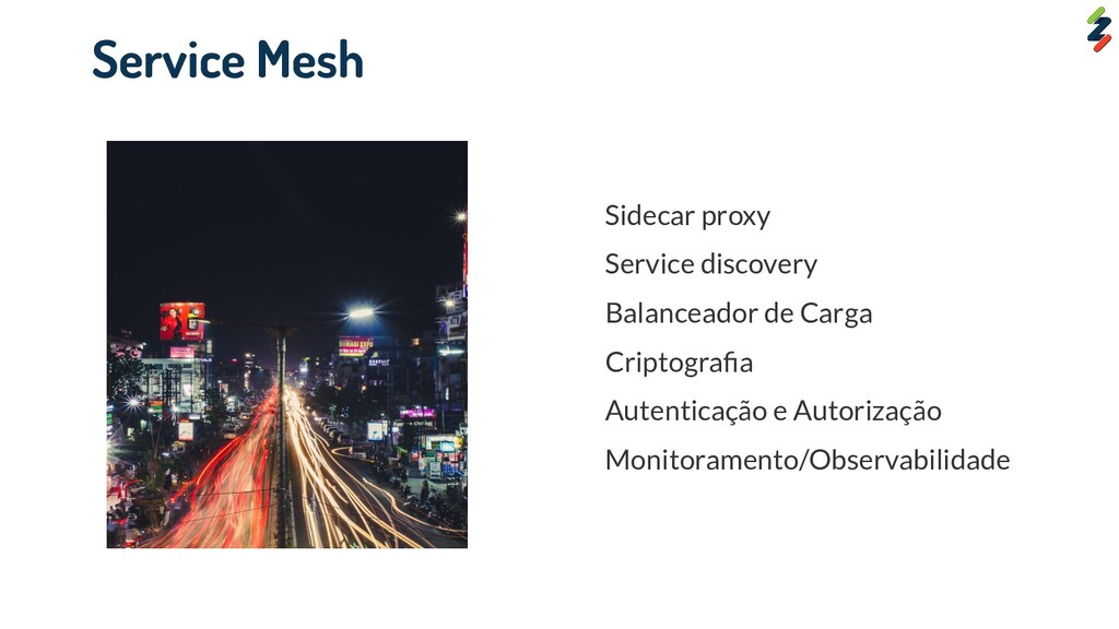 Sidecar proxy Service discovery Balanceador de ...
