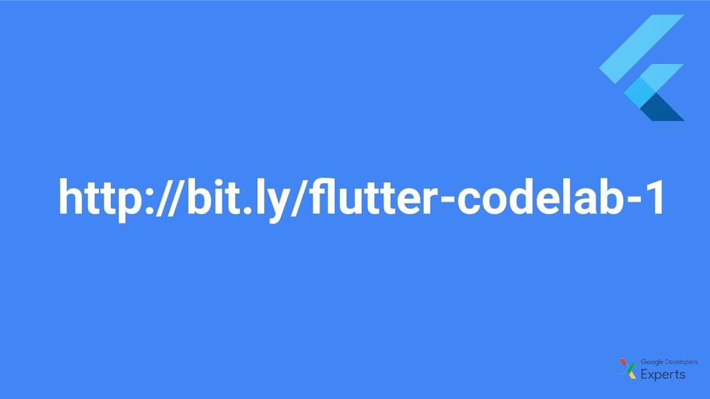 http://bit.ly/flutter-codelab-1