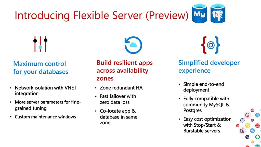 Introducing Flexible Server (Preview) for Build...