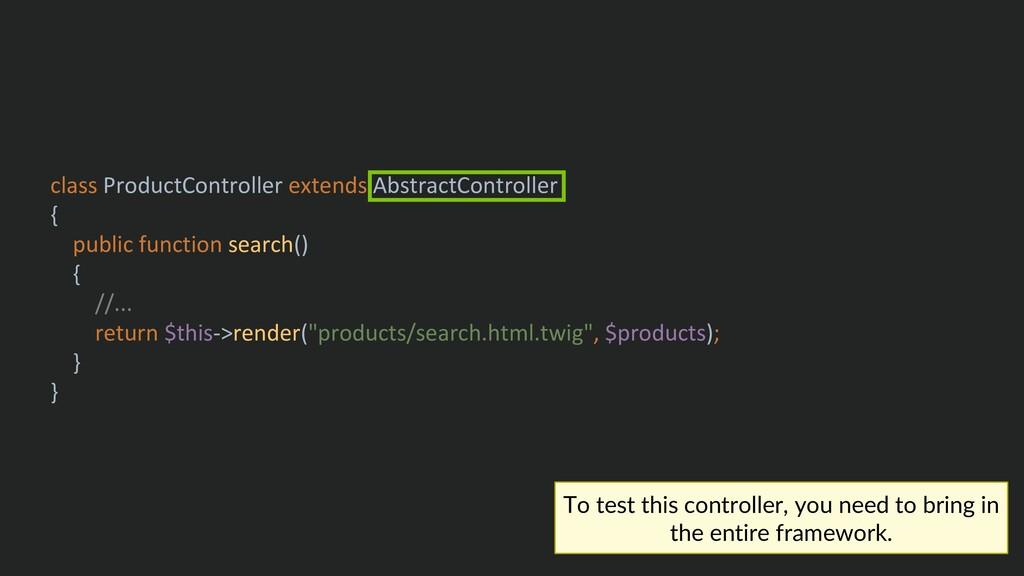 class ProductController extends AbstractControl...