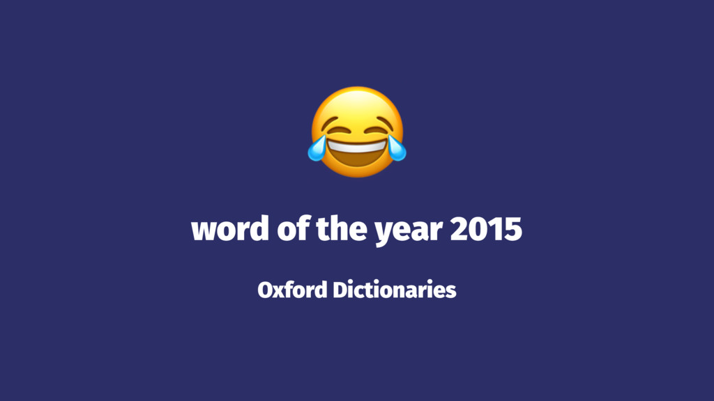 ! word of the year 2015 Oxford Dictionaries