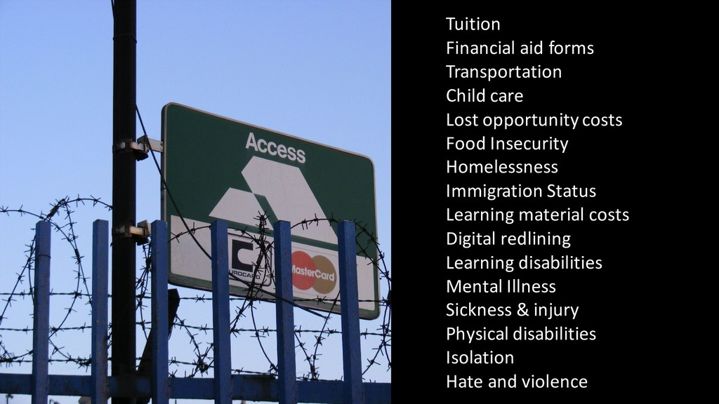 Tuition Financial aid forms Transportation Chil...